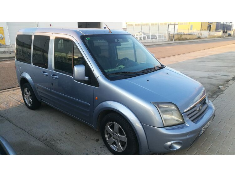 Ford Transit Connect foto 2