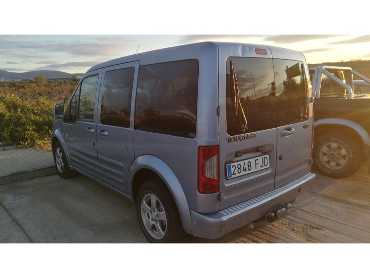 Ford Transit Connect foto 3